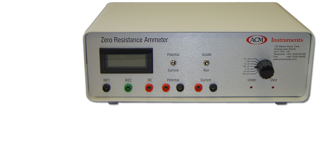 Traditional Zero Resistance Ammeter