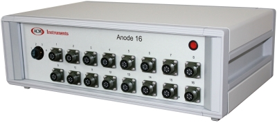 Anode 16 with 4 Day Switch (DNV RP B401)