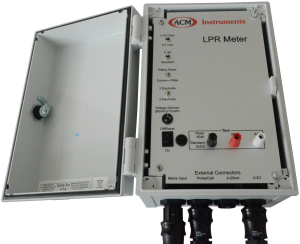 Custom LPR Meter for on-site monitoring